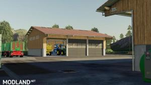 COMPOSITE MACHINE SHEDS v 1.0, 1 photo