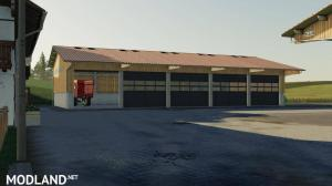 COMPOSITE MACHINE SHEDS v 1.0, 4 photo