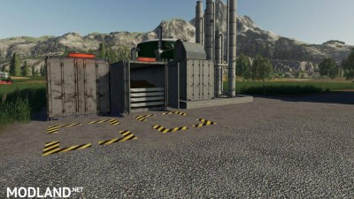 Container BGA 45KW v 1.0