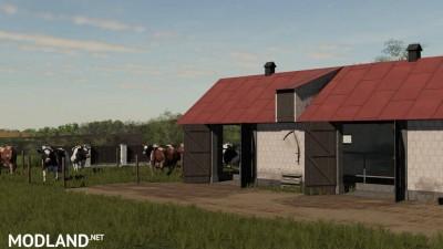 Cows Barn Old v 1.1