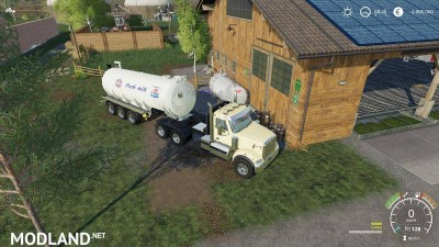 Cowshed 2000 without animal limit + no pollution + accessories v 1.3, 10 photo