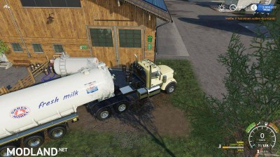 Cowshed 2000 without animal limit + no pollution + accessories v 1.3, 11 photo