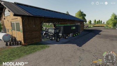 Cowshed 2000 without animal limit + no pollution + accessories v 1.3, 5 photo