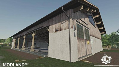 Cowshed Pack v 1.0, 1 photo