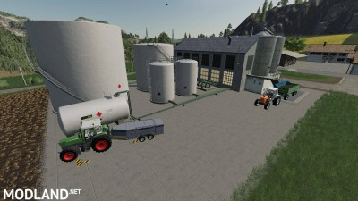 Diesel Production with Global Company v 1.0.1, 1 photo