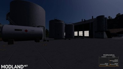 Diesel Production with  Global Company v 1.0.2, 3 photo