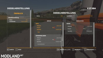 Diesel Production with  Global Company v 1.0.2, 4 photo
