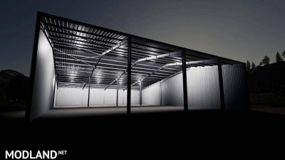 Easy Shed Pack With Light v 1.0, 2 photo