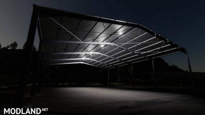 Easy Shed Pack With Light v 1.0, 3 photo