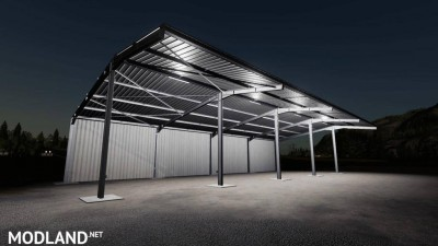 Easy Shed Pack With Light v 1.0, 1 photo