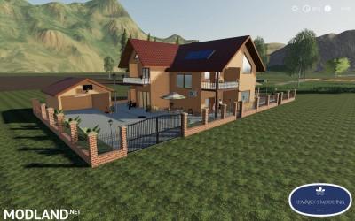 FarmHouse FS19 v 1.0