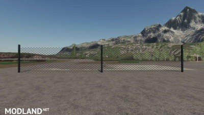 Fences and gates v 1.0, 4 photo