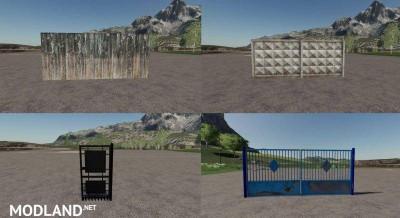 Fences and gates v 1.0, 1 photo