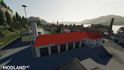 Fire station v 2.0, 1 photo