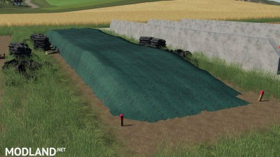 Free Land Bunker Silo v 1.0, 4 photo