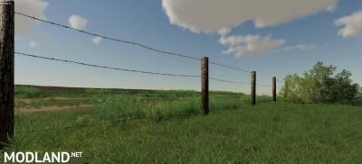 FS 19 Barbed Wire Fence Kit v 1.0, 2 photo