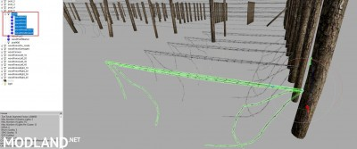 FS 19 Barbed Wire Fence Kit v 1.0, 4 photo