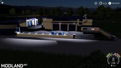 FS19 caserne Gendarmerie v 2.0