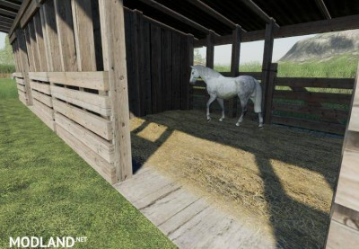 FS19 Horse stud v 2.0, 2 photo