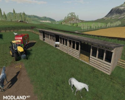 FS19 Horse stud v 2.0, 3 photo
