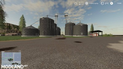 FS19 Large Multi Silo Peasantville v 1.1, 1 photo