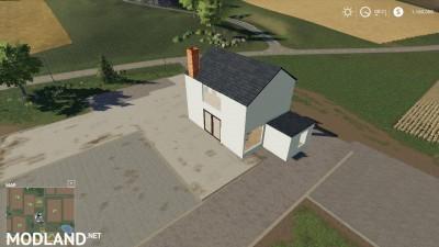 FS19 Small House WIP very VERY beta