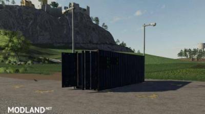 FS19 Twine & Molasses Storage v 1.0, 1 photo