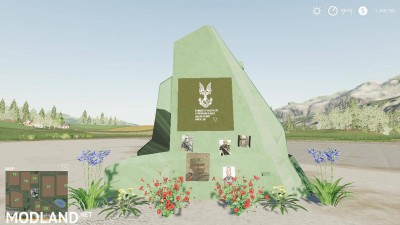 FS19 Year 2553 haIo monument V 1 beta