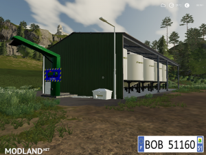 FS19 FARMSILO (REWORKED BY BOB51160), 4 photo