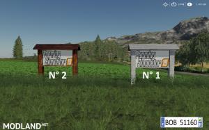 Farming Simulator 19 panels, 2 photo
