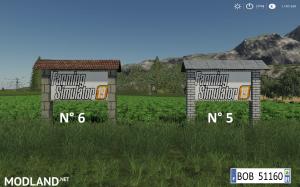 Farming Simulator 19 panels, 5 photo