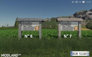 Farming Simulator 19 panels, 3 photo