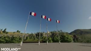French Flag v 1.2, 4 photo