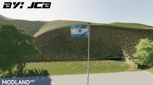 Argentina Flag v 1.0, 2 photo