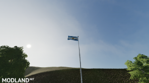 Argentina Flag v 1.0, 3 photo