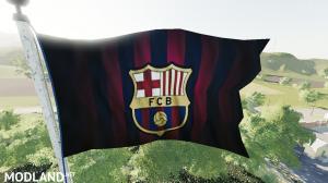 Barcelona Flag v 1.0 - External Download image