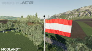 Austria Flag v 1.0 - Direct Download image