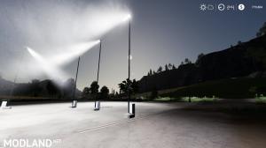Placeable Farm Light v 1.0