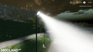 Placeable Farm Light v 1.0, 4 photo