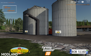 FS19 Silo Organic Product, 10 photo