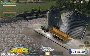 FS19 Silo Organic Product, 6 photo