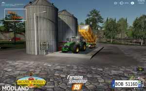 FS19 Silo Organic Product, 7 photo