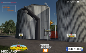 FS19 Silo Organic Product, 9 photo