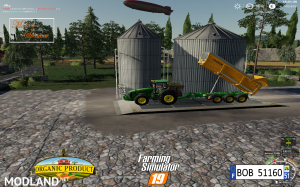 FS19 Silo Organic Product, 8 photo