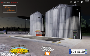 FS19 Silo Organic Product, 1 photo