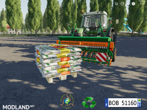 Fertilizer Seeds Pallets by BOB51160, 6 photo