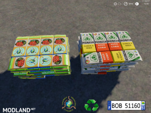 Fertilizer Seeds Pallets by BOB51160, 7 photo