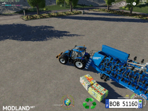 Fertilizer Seeds Pallets by BOB51160, 8 photo