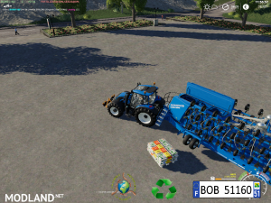 Fertilizer Seeds Pallets by BOB51160, 10 photo