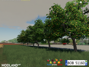 FS19 Fruits Trees By BOB51160 1.0, 5 photo